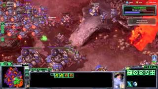 Starcraft 2: Hardest Campaign Mission Ever