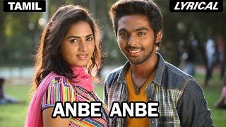 Anbe Anbe | Full Song with Lyrics | Darling