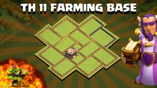 Clash Of Clans - TH11 (TOWN HALL 11) FARMING/WAR/TROPHY BASE