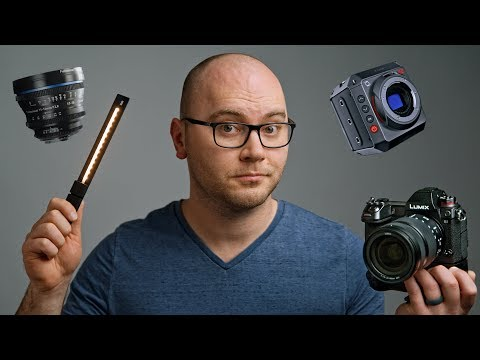 Favorite Video Gear From NAB 2019!