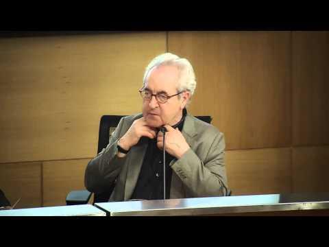 John Banville en Fundación OSDE