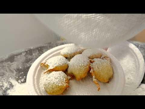 COASTAL CUISINE: Ocean City, Maryland's Traditional Famed Boardwalk Food