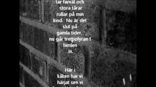 Per Myrberg Trettifyran Lyrics