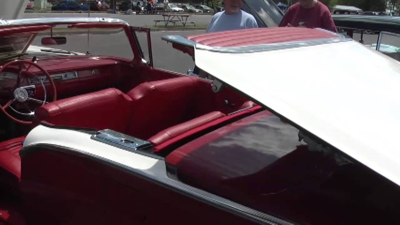 1957 Ford Hard Top Convertible  6 15 13