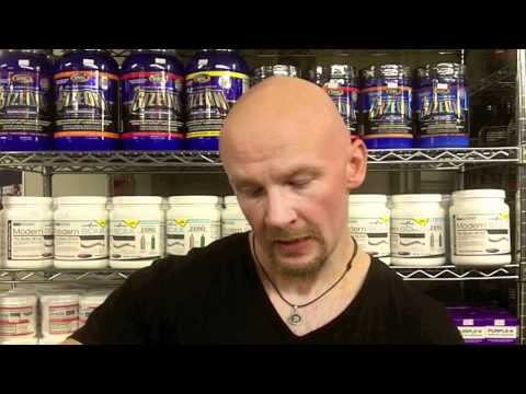 USP Labs Modern BCAA's Review