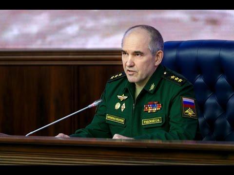 Rusya Genelkurmay Başkanlığı Sömürgeci Ülkelerin Attığı 103 Füzenin 71'inin Önlediğini Açıkladı