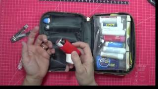 Pack With Me: Travel First Aid / Walking Pharmacy 2017