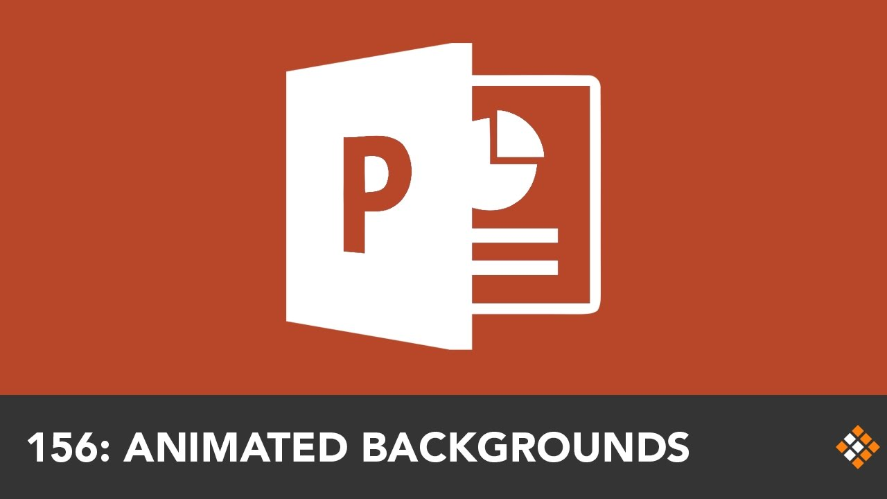 creating animated powerpoint backgrounds with morph youtube
