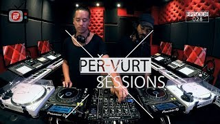 Per-vurt Sessions 028: The Soul Brothers T.S.B (Ethnic House Live DJ Mix)