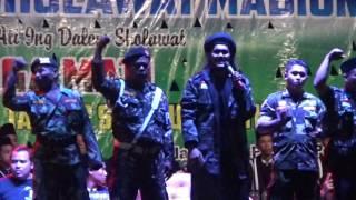 "Video Deklarasi Mafia Sholawat Madiun ""Ahmad Ya Habibi"" """"Mars Banser"" download MP3, 3GP, MP4, WEBM, AVI, FLV Oktober 2018"
