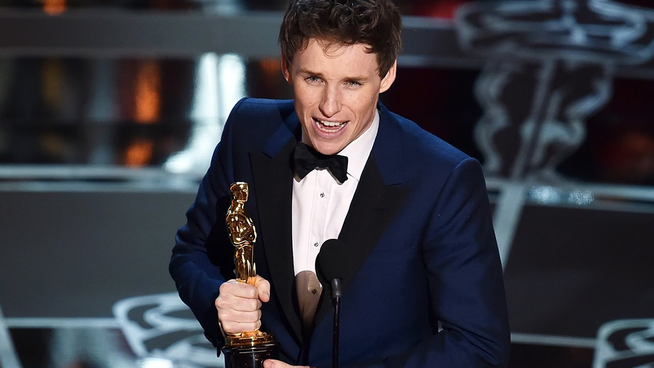 Edredmaynes Best Actor Oscar  Acceptance Speech Makes Us Cry