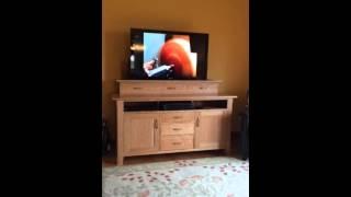 Tv Cabinet & Lift