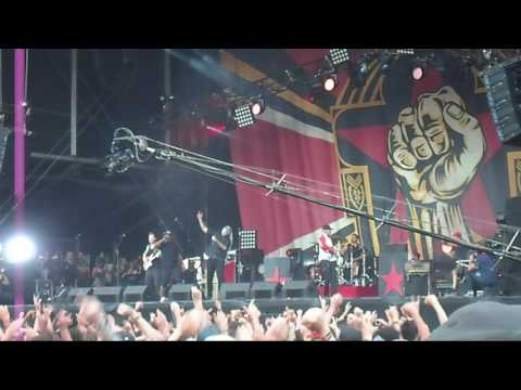 Prophets Of Rage-Jump Around+Sleep Now In The Fire-Live@Download Festival France 2017