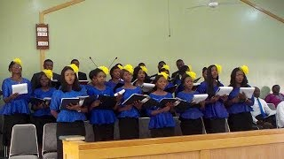 FESTAC STAKE OF ZION TABERNACLE CHOIR SING TO GLORY OF GOD