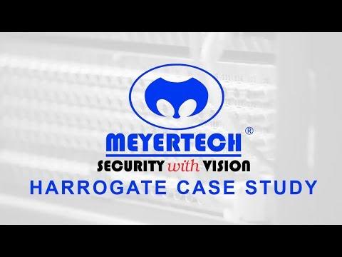 Meyertech & Harrogate Borough Council - CCTV Case Study