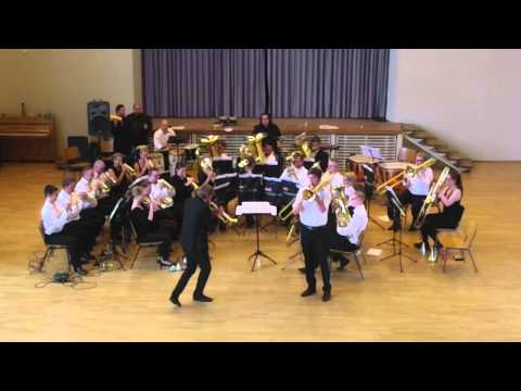 Groovin' with the grown ups - Aarhus Brass Band