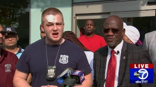 Rikers Island correction officer attacked in alleged gang assault