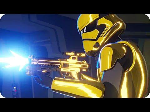 Star Wars Resistance Trailer Season 1 (2018) Disney Channel Series