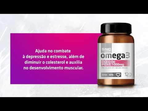 Omega 3 - SNC ...