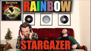 First Time Reacting To RAINBOW - STARGAZER | JUST SHOCKED!!! (Reaction)