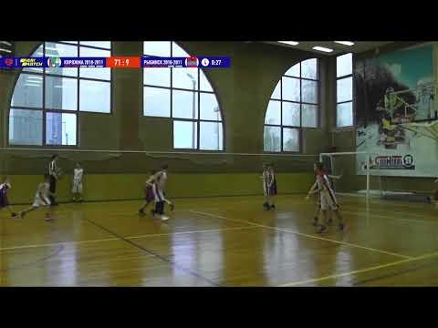 БК ЮНИБАСКЕТ | ЯРОСЛАВЛЬ | Коряжма 2010-11 - Рыбинск 2010-11