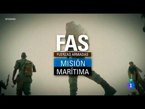 2º FAS:  Misión marítima