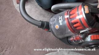 Vax C89MAB Mach Air Multicyclonic lightweight vacuum cleaner review