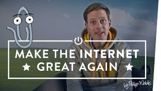 Filipps Fazit Ferkel - Woche 3: Der Name [Make The Internet Great Again By Philipp Walulis]