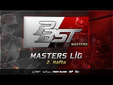 PBST 2017 3. Sezon - Masters Lig 2. Hafta - Point Blank