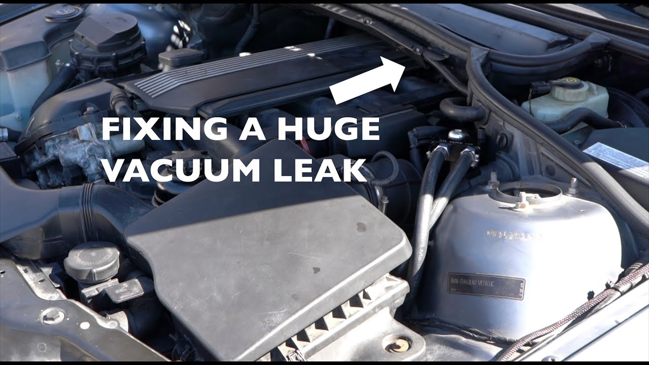 2000 bmw e46 engine diagram fixing vacuum leaks and maintenance bmw e46 youtube  vacuum leaks and maintenance bmw e46