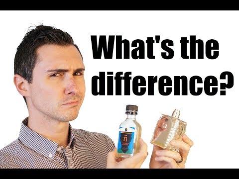 What Are Eau de Toilette, Eau de Cologne, and Eau de Parfum? (Basic #5)