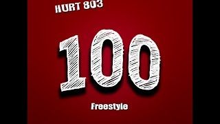 """Hurt 803 - The Game ft Drake """"100"""" Freestyle"""