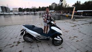 Piaggio MP3 300ie Yourban (www.buhnici.ro)