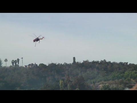 Wildfire Ravages Calif. Retirement Community
