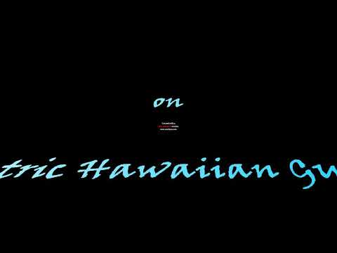 Hue Hain Tumpe Aashiq Hum - Electric Hawaiian Guitar by Rajeev Dwivedi