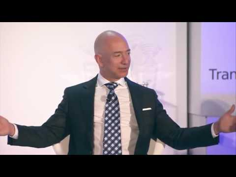 Jeff Bezos on Big Ideas