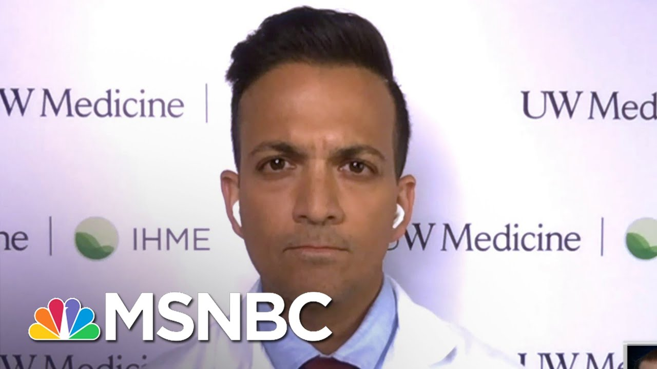 'It's All Propaganda': Dr. Vin Gupta On The RNC's Claims About COVID-19 | MSNBC