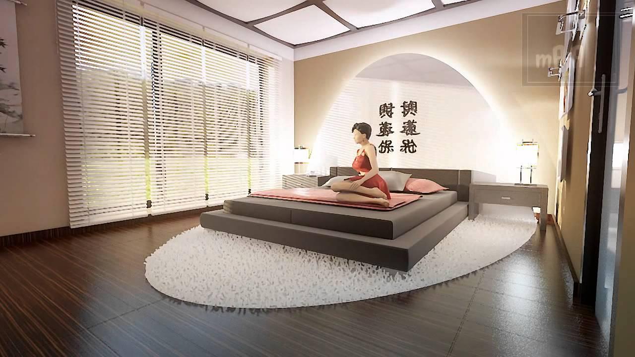 Schlafzimmer Design im zeitgenssischen Stil  YouTube