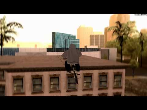 GTA SA:MP BMX Jumping