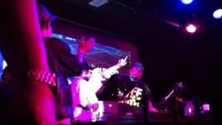 DJ Antention live @ trashbags 4th bday, oxford art factory, sydney