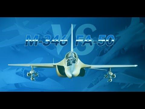 FA 50 VS M346
