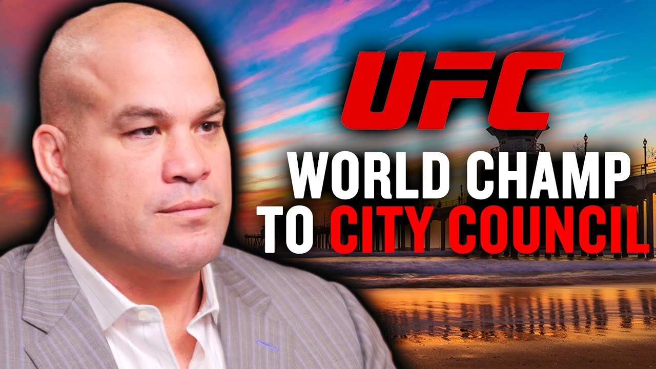 Tito Ortiz: Former UFC Champion Elected California Mayor Pro Tem