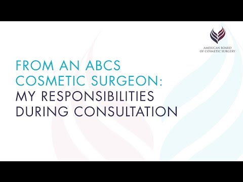 How to Prepare for Your Cosmetic Surgery Consult - American Board of