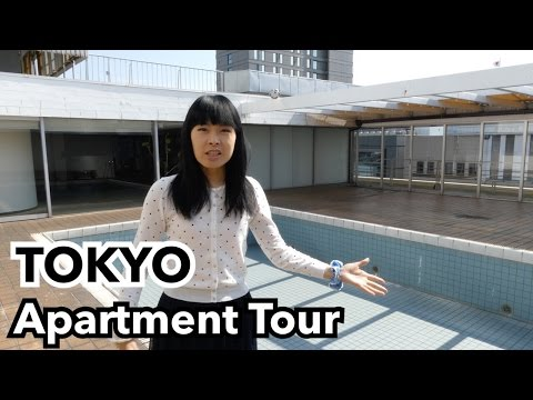 [Apartment Tour] Mon logement au Japon 02/2016 [Nagatachō Tō