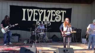 "Ivey-West Band - ""Bottle Let Me Down,"" ""The Road"" - 5/16/15; Tifton, Ga"