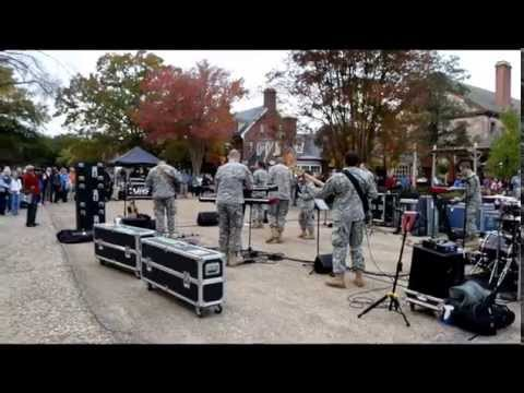 Fall Festival in Williamsburg, VA - Nov. 9, 2014