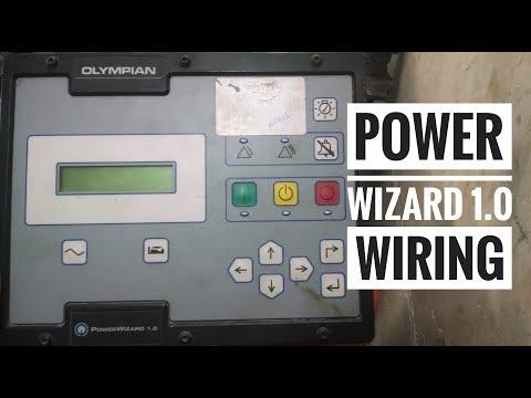 Power Wizard 1 1 Wiring Diagram YouTube