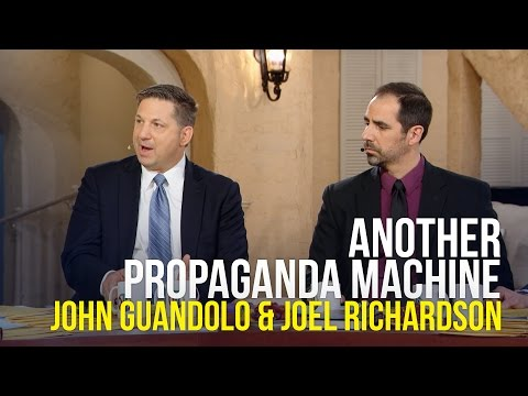Another Propaganda Machine - John Guandolo & Joel Richardson on Jim Bakker Show