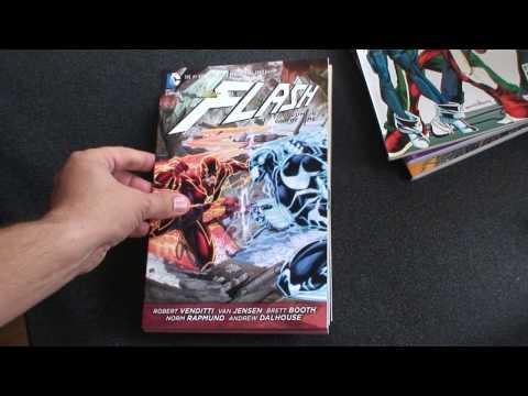 Coleccion: The Flash - DC Comics: Hablando Comic episodio 54
