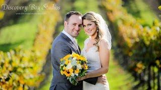 Leal Vineyards Wedding Lauren & Joel